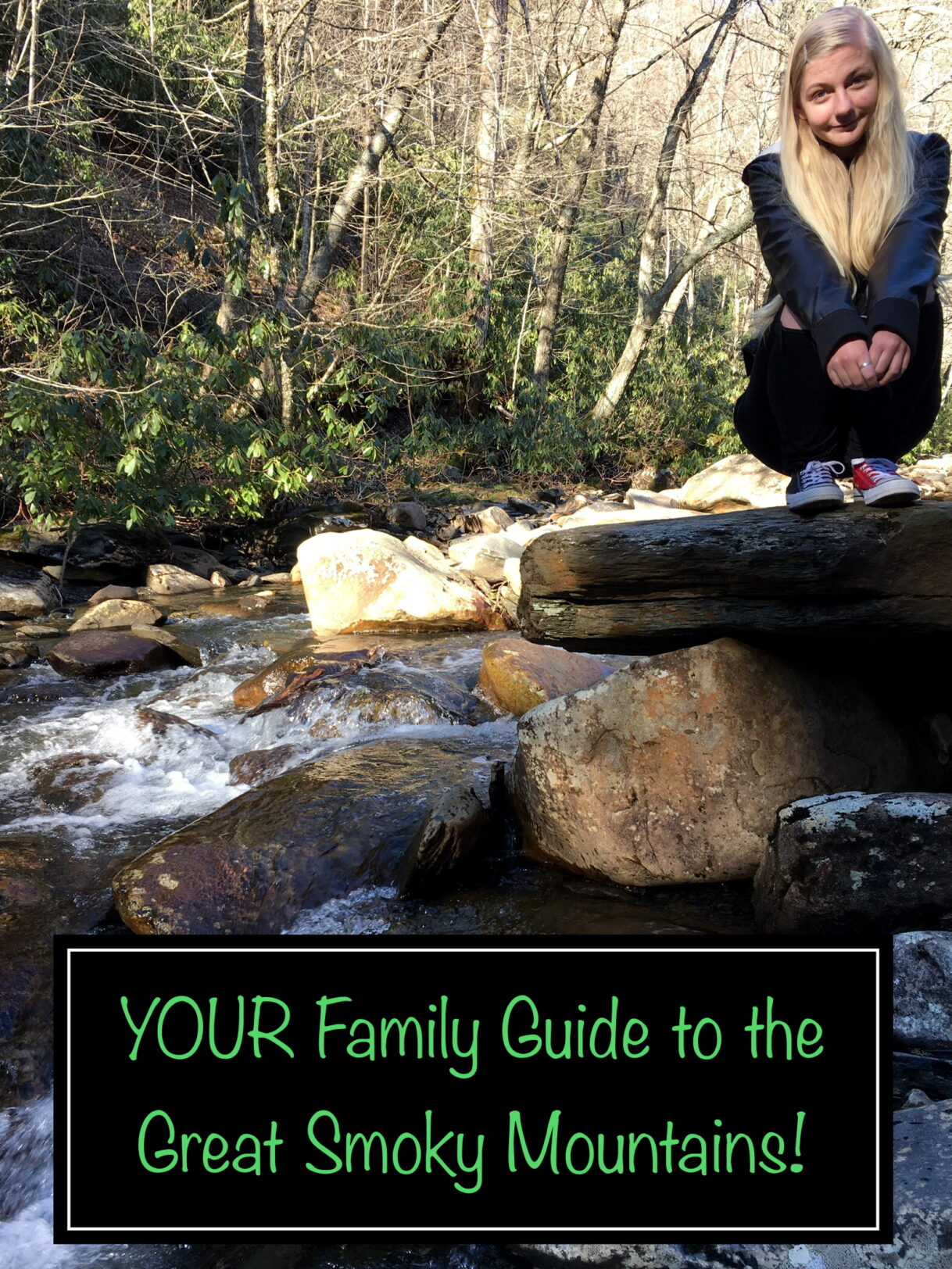 YOUR Family Guide to The Great Smoky Mountains! THOUSANDS of THE Coolest Things to See, Do, Eat, and Drink in Eastern Tennessee and Western North Carolina!