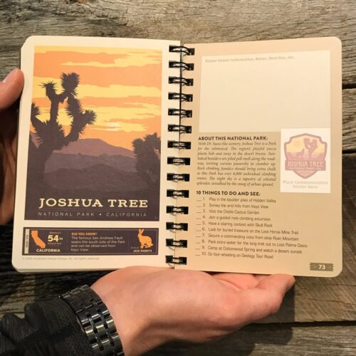 Homeschoolers homeschooling family travel adventure things to do with kids teens national parks junior ranger badges programs stamps nps national park cancellation stamp book books spgfan smiles per gallon