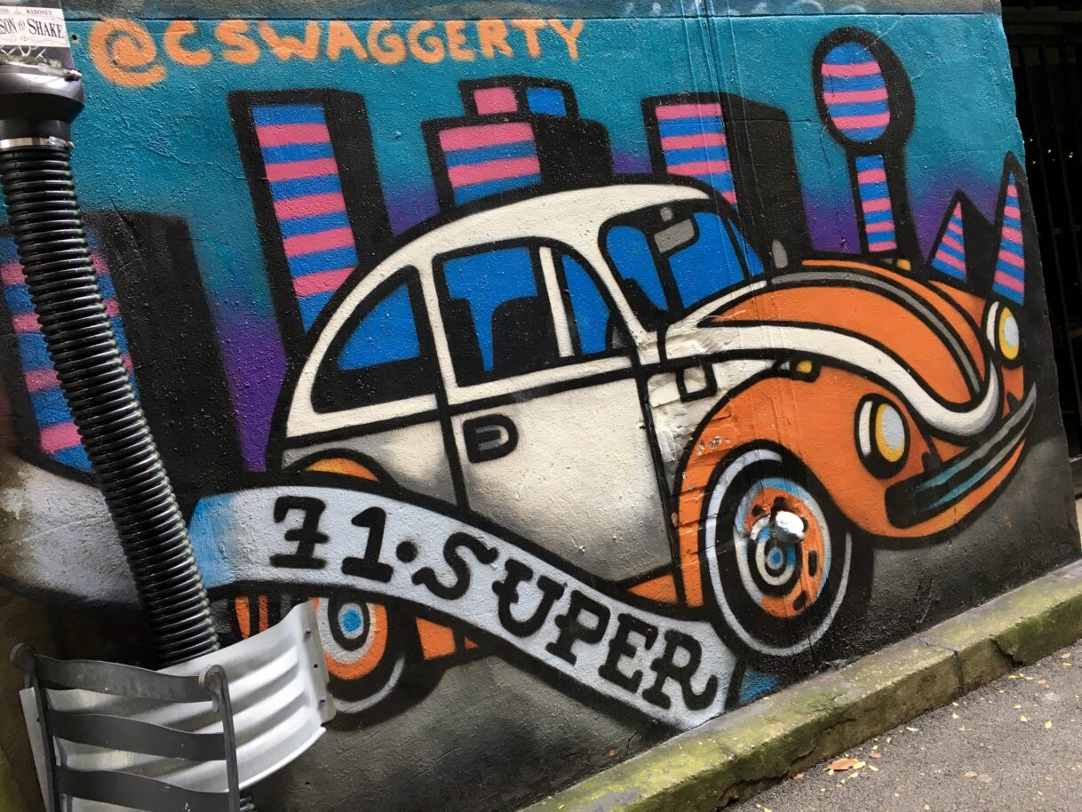 '71 Super Bug by Cody Swaggerty – Strong Alley – Knoxville, Tennessee – 10/29/2020