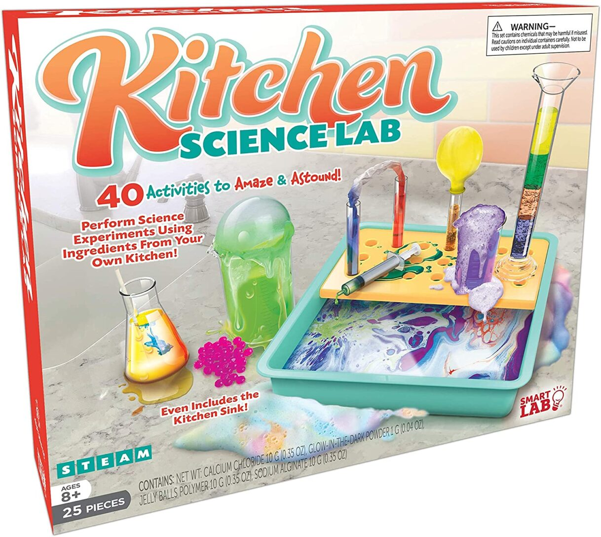 Kitchen Science: SmartLab Toys Kitchen Science Lab