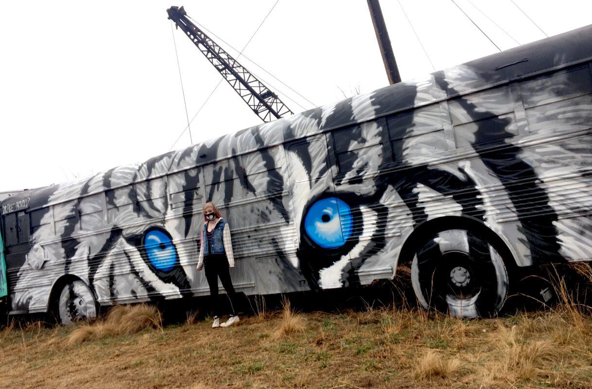 School Bus Graveyard 2021 – Alto, Georgia – 02/12/2021