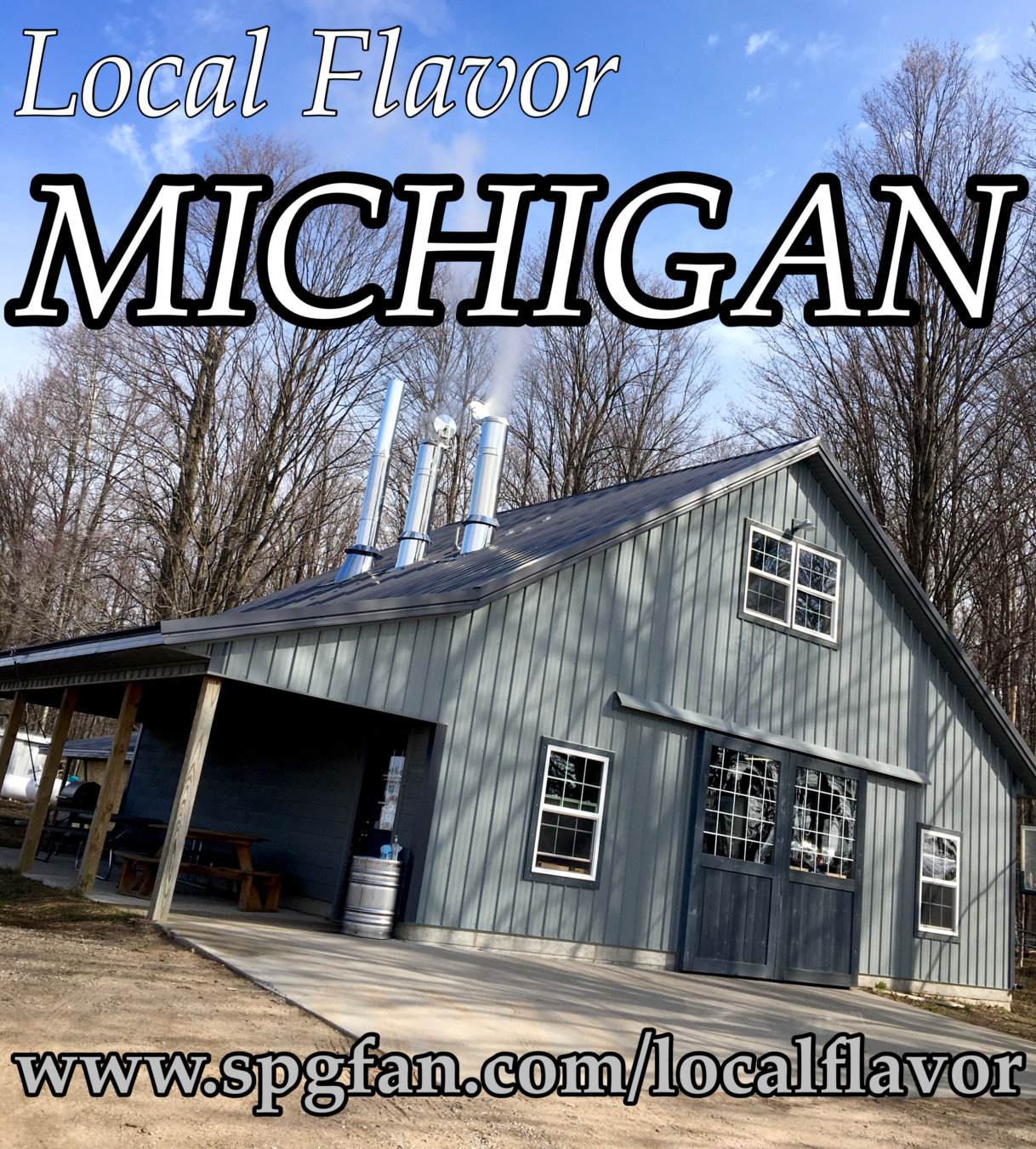 Michigan Local Flavor – Growers, Producers, and Makers of AWESOME Local Products!