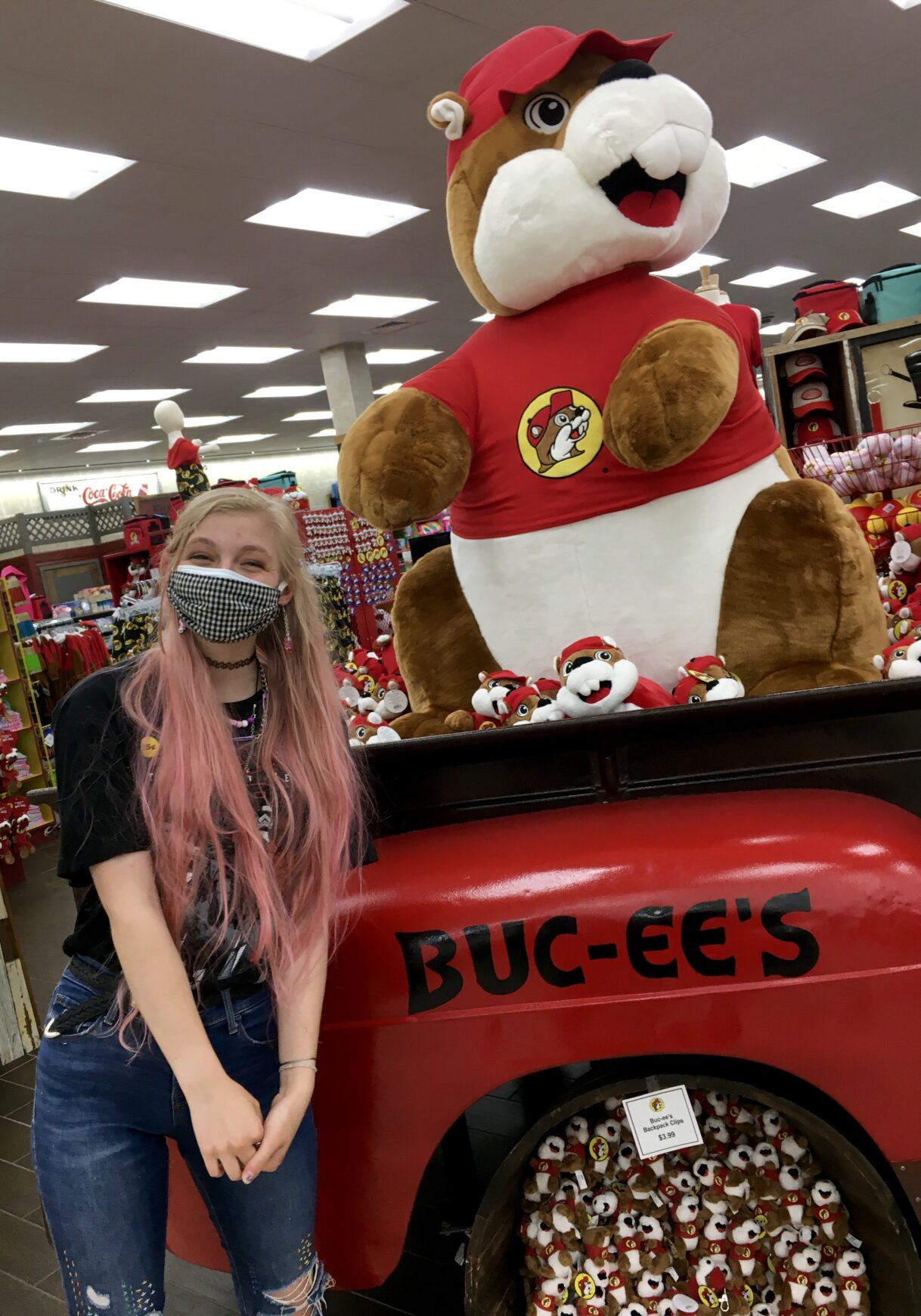 """A """"Little"""" Gas Station with a BIG Cult Following! It's Buc-ee's!"""