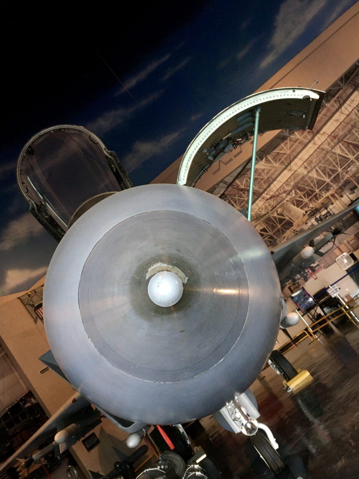 Museum of Aviation – Main Indoor Exhibits – Warner Robins Air Force Base – Warner Robins, Georgia – 05/04/2021