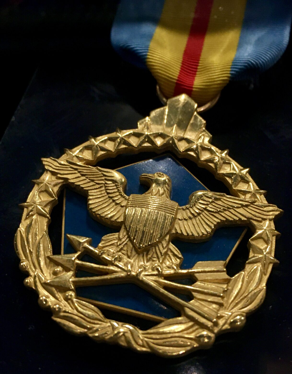 Museum of Aviation – United States Air Force Order of Medals – Warner Robins Air Force Base – Warner Robins, Georgia – 05/04/2021