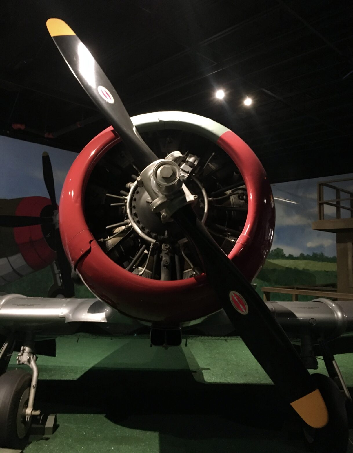 Museum of Aviation – Military Vehicles, Transport Equipment, and the Luftwaffe – Warner Robins Air Force Base – Warner Robins, Georgia – 05/04/2021