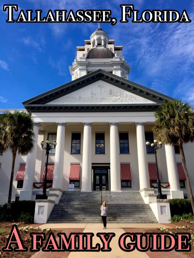 YOUR Family Guide to Tallahassee, Florida! ALL of the Coolest Things to See, Do, Eat, and Drink in Florida's Capital City!