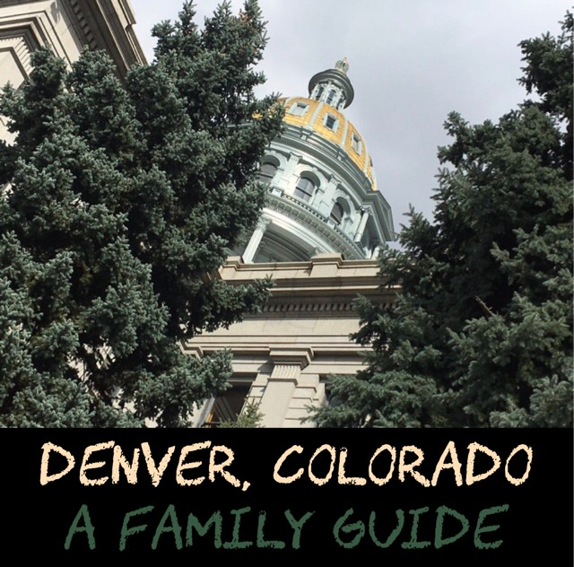 YOUR Family Guide to Denver, Colorado! ALL of the Coolest Things to See, Do, Eat, and Drink in the Mile High City!