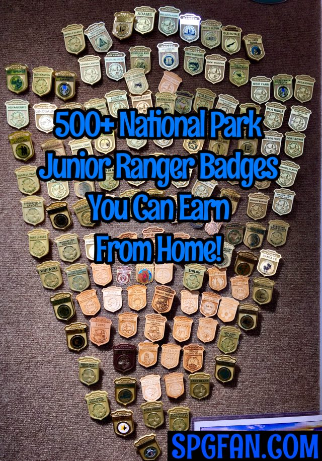 NPS: 500+ Direct Links to Download Junior Ranger Program Booklets So You Can Earn Badges From Home! (2021 Updated Version – In Order By State!)