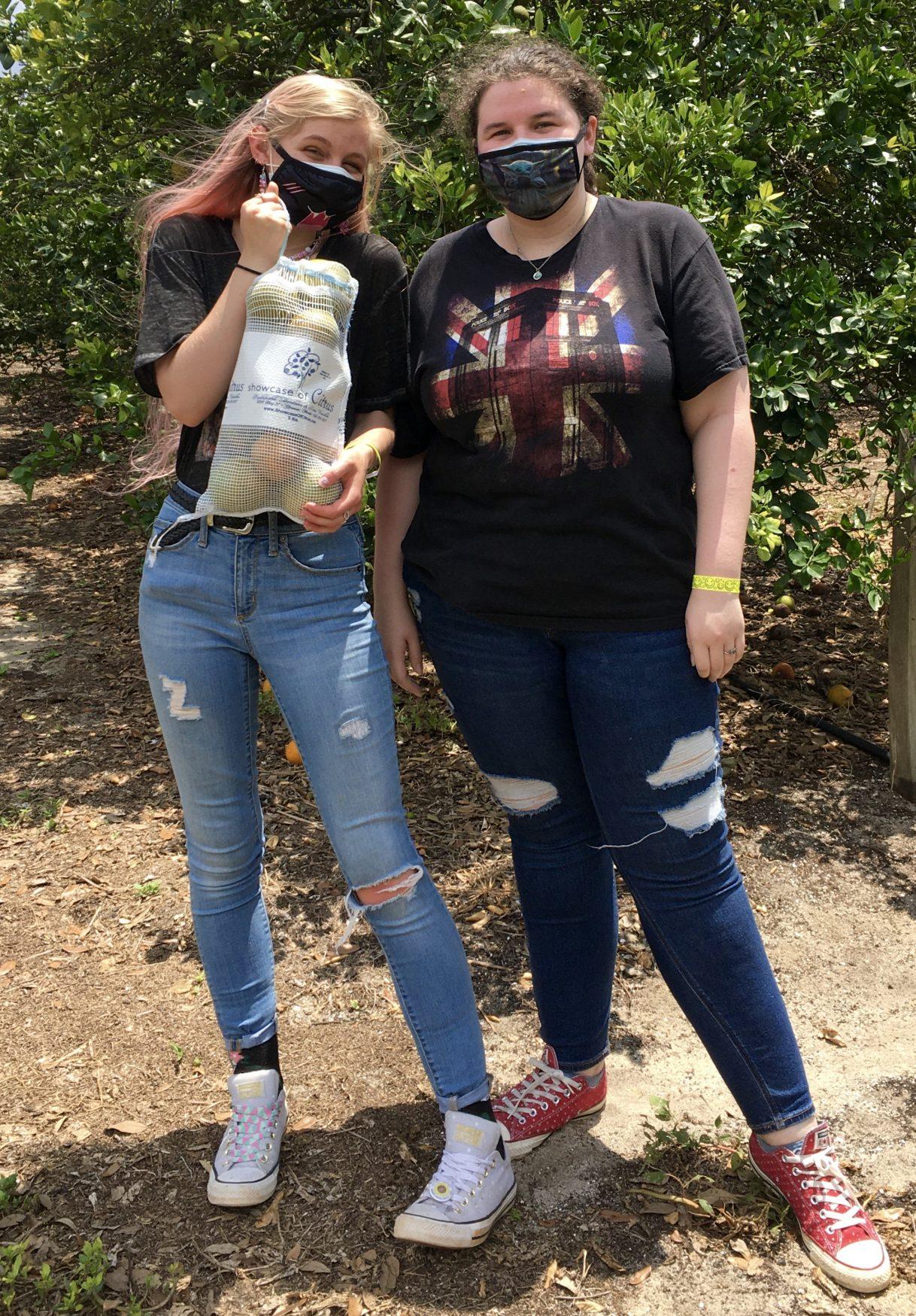 Showcase of Citrus Album Five: Orange Picking in the Citrus Groves! – Clermont, Florida – 05/06/2021